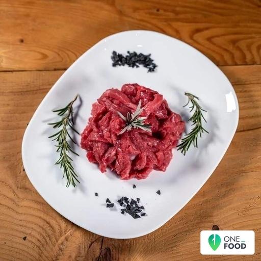 Straccetti Of Adult Bovine From The Piemonte